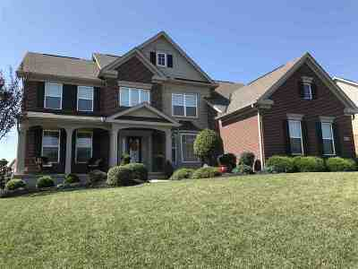 Boone County Single Family Home For Sale: 14842 Cool Springs Blvd