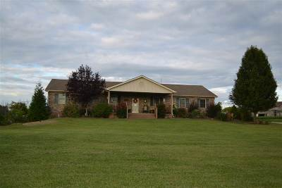 Owen County Single Family Home For Sale: 120 Js Lane