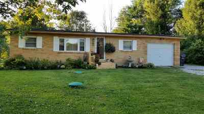 Boone County Single Family Home For Sale: 6020 Lucas Park Drive