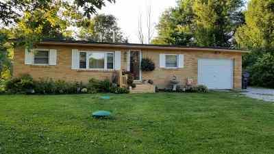Single Family Home For Sale: 6020 Lucas Park Drive