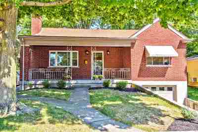 Fort Mitchell Single Family Home For Sale: 20 Thompson Avenue