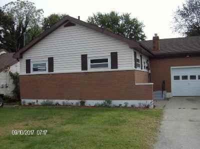 Pendleton County Single Family Home For Sale: 510 Dickerson Lane