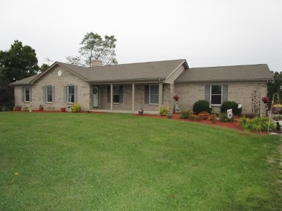 Pendleton County Single Family Home For Sale: 694 Barker Road