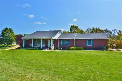 Union Single Family Home For Sale: 11890 Us Highway 42