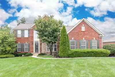 Union Single Family Home For Sale: 1161 Monarchos Ridge
