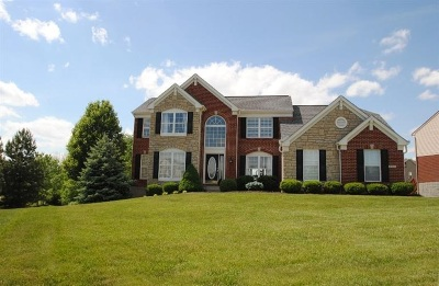 Hebron Single Family Home For Sale: 1314 Rivermeade Drive