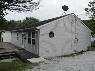 Pendleton County Single Family Home For Sale: 410 Licking Street