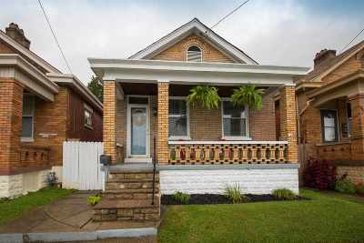 Covington, Erlanger Single Family Home For Sale: 1809 Russell