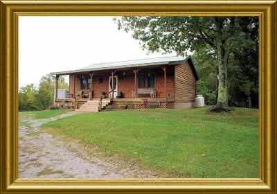 Owen County Single Family Home For Sale: 205 Laura Lane
