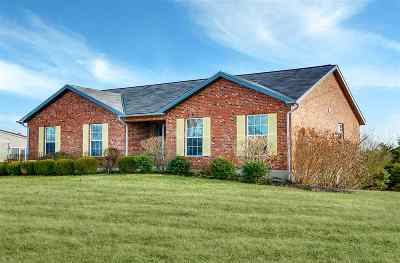 Gallatin County Single Family Home For Sale: 5440 Hwy 455