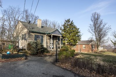 Dayton Single Family Home For Sale: 15 North Ridge