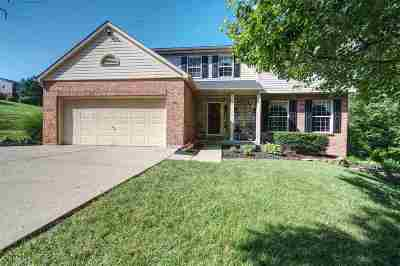 Florence Single Family Home For Sale: 9835 Windsor Way