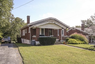 Fort Thomas Single Family Home For Sale: 146 Tremont