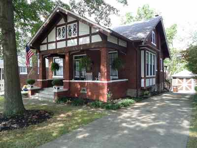 Fort Thomas Single Family Home For Sale: 21 W Southgate