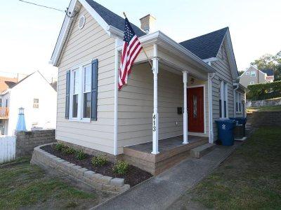 Bellevue Single Family Home For Sale: 413 Van Voast Avenue