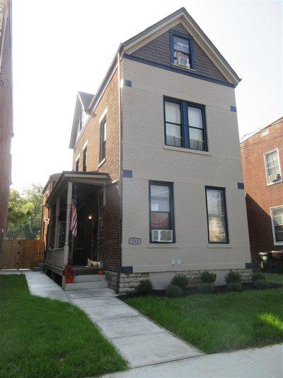 Newport Single Family Home For Sale: 712 E 9th Street