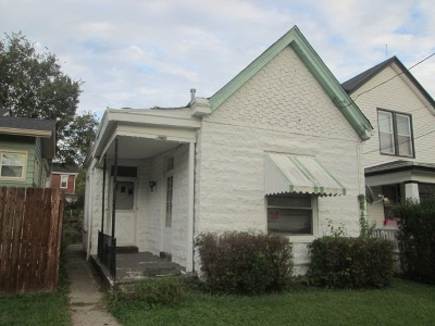 Kenton County Single Family Home For Sale: 4006 Church Street
