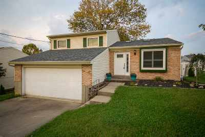 Florence Single Family Home For Sale: 79 Kelley Drive