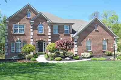 Boone County Single Family Home For Sale: 10887 Rosebriar Drive