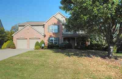 Hebron Single Family Home For Sale: 1518 Bottomwood