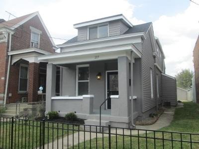 Bellevue Single Family Home For Sale: 217 Poplar Street