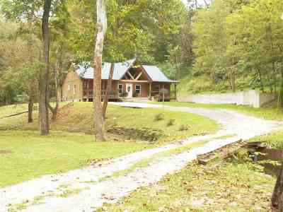 Gallatin County Single Family Home For Sale: 2530 Ky Hwy 184