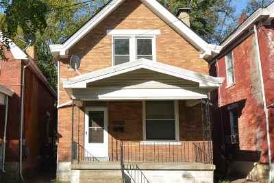 Covington, Erlanger Single Family Home For Sale: 1615 Banklick Street