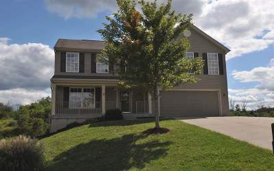 Alexandria Single Family Home For Sale: 2439 Hickorywood Court