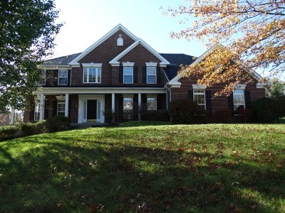 Hebron Single Family Home For Sale: 1805 Sherborg Court