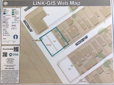 Newport Residential Lots & Land For Sale: 535-541 Lindsey Street