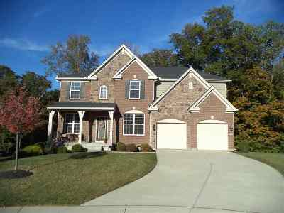 Hebron Single Family Home For Sale: 1900 Prairiegrass Court