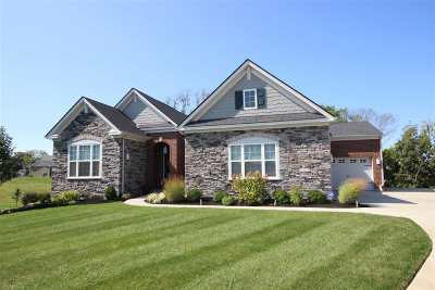 Boone County Single Family Home For Sale: 1433 Cordero Court