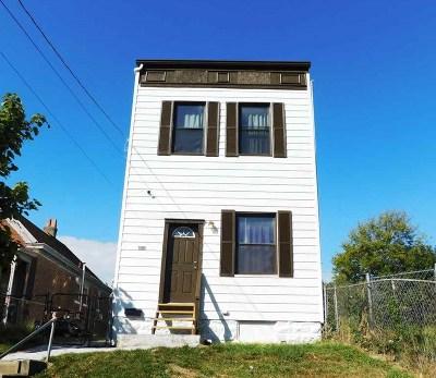 Covington, Erlanger Single Family Home For Sale: 402 Linden Avenue
