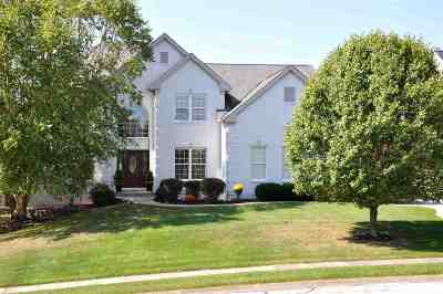 Union Single Family Home For Sale: 10633 Sunnys Halo Court