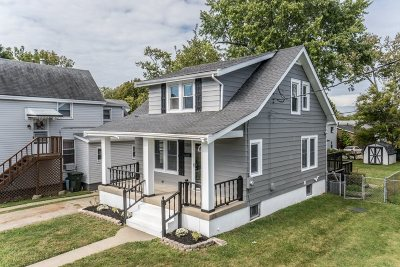 Erlanger Single Family Home For Sale: 3310 Crescent Avenue
