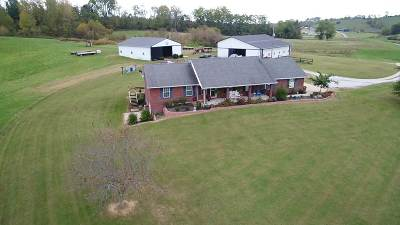 Pendleton County Single Family Home For Sale: 263 Richland Road