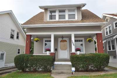 Covington Single Family Home For Sale: 1007 Highway Avenue