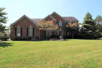 Boone County Single Family Home For Sale: 10205 Lewis Lane