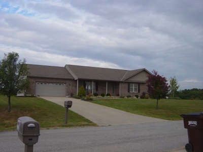 Pendleton County Single Family Home For Sale: 129 Hickory Hill Court
