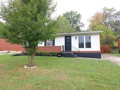 Erlanger Single Family Home For Sale: 3713 Concord Drive