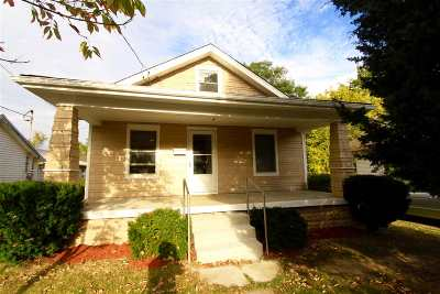 Boone County Single Family Home For Sale: 15 Dortha