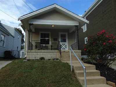 Latonia Single Family Home For Sale: 144 E 43