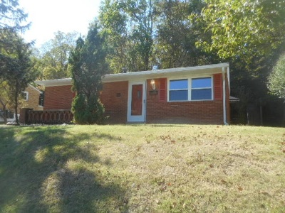 Campbell County Single Family Home For Sale: 122 Tracy Lane