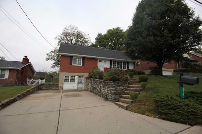 Fort Wright Single Family Home For Sale: 1710 Cherokee