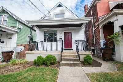 Covington, Erlanger Single Family Home For Sale: 1924 Scott Boulevard