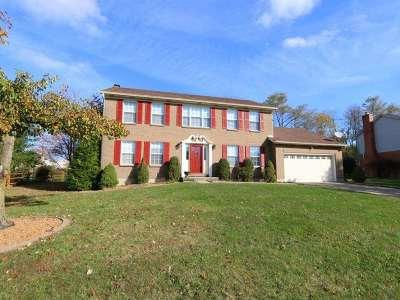 Walton Single Family Home For Sale: 10868 Appaloosa Drive