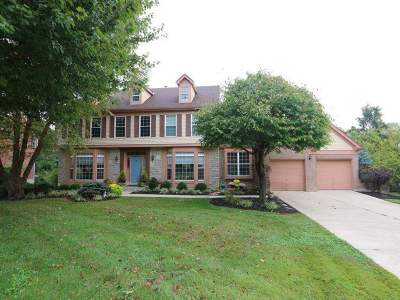 Crescent Springs Single Family Home For Sale: 891 Riverwatch Drive