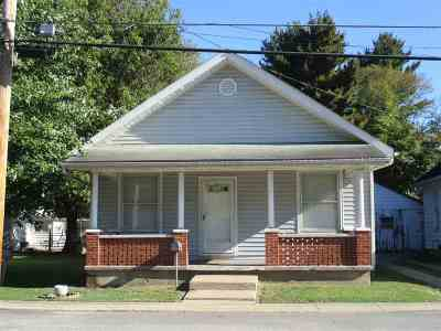 Pendleton County Single Family Home For Sale: 208 2nd Street
