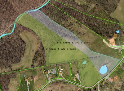 Burlington Residential Lots & Land For Sale: 000-2 Akin Lane