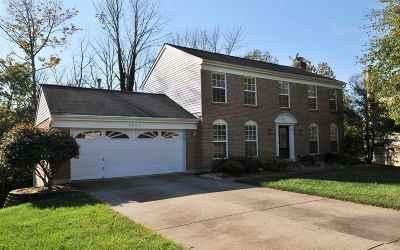 Erlanger Single Family Home For Sale: 3287 Kingsburg Court
